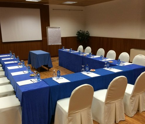 Meeting Rooms - Extremadura Hotel by Sercotel