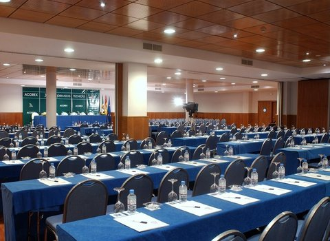 It has large function rooms, perfect for any event