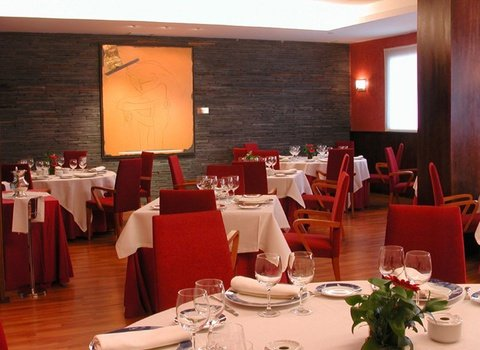 The restaurant Orellana in Caceres offers an excellent quality